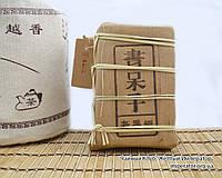 """Китайский чёрный чай - Шу пуэр """"Лао Ман Е"""", 2014 год"""