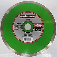 Алмазный диск, резать гранит, керамогранит, плитку Haisser 1A1R Granite 200x2,0x1,5x10x25.4 станок с водой, фото 1