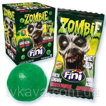 Леденцы FINI Zombie с жевательной резинкой , 200 шт, фото 2