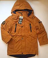 Куртка для мальчиков 140 см
