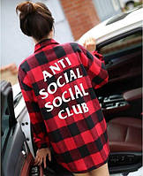 Рубашка ASSC | Anti Social social club logo