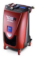 Автоматическая установка для обслуживания систем кондиционирования (совместимость с газом R134a.)Konfort 705R