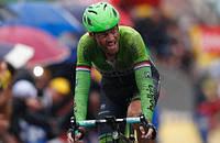Голландец Ларс Боом (Belkin. Bianchi) выиграл пятый этап супермногодневки Тур де Франс.