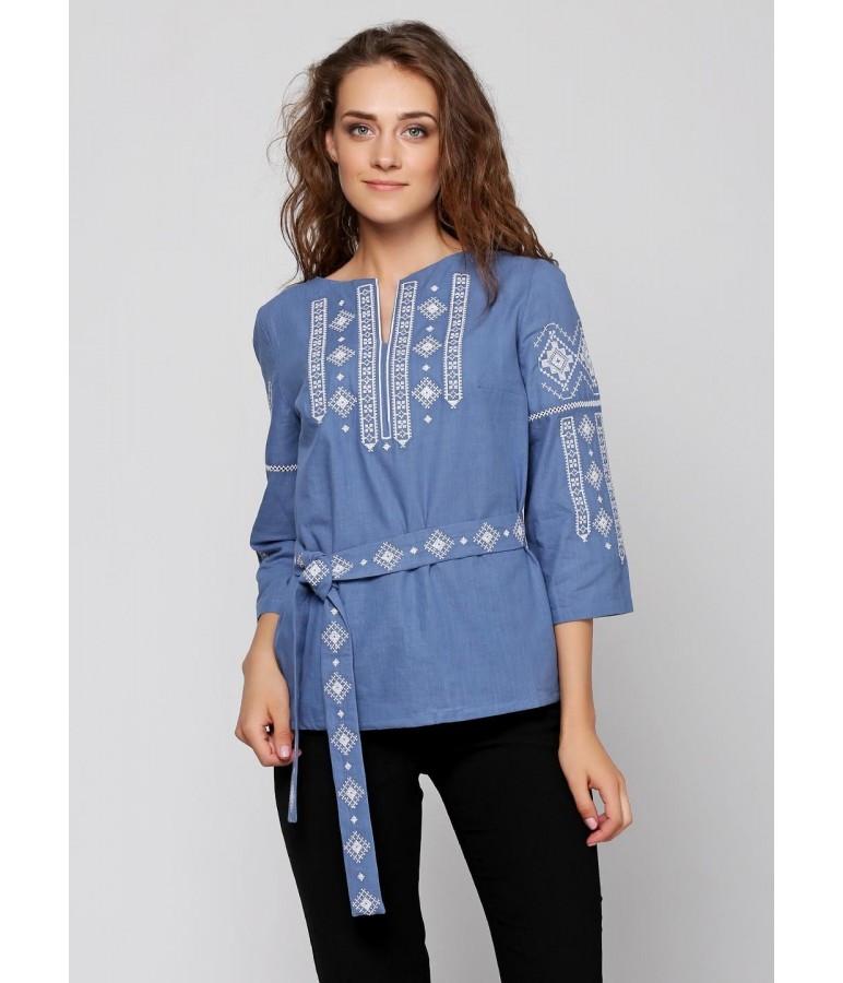 51ef6058066a Украинские вышиванки. Украинская рубашка. Женская рубашка. Интернет магазин  вышитых изделий. - интернет