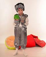 Карнавальный костюм Ежик 3-7 лет. Детский маскарадный костюм Еж на праздник Осени