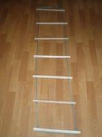 Верёвочная лестница (дерево, для шведских стенок)