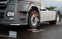 KOCH HD-30 EASY TOUCH - Лазерный стенд развал-схождения для грузовых автомобилей