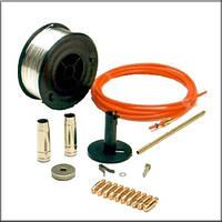 Набір для зварювання алюмінію 0.8 - 1.0 мм.