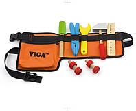 Набор Viga toys Пояс с инструментами (50532)