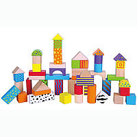 Набор кубиков Viga toys 50 шт. (59695)