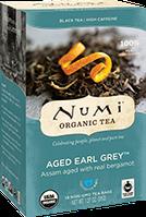 Чай ассам с бергамотом «Старый граф грей» Numi