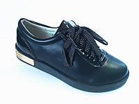 Детские / подростковые туфли на платформе для девочки бренда Солнце (Kimbo-o), р. 31-37
