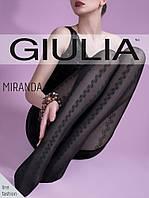 Колготы женские с узором GIULIA Miranda 60 model 4