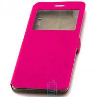 Чехол-книжка Modern с окном LENOVO A7000/K3 Note Розовый