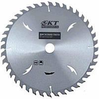 Диск пильный по дереву KT Professional 230 40Т 22,2 (07637-001/30-070)
