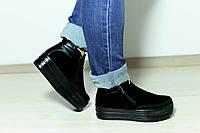 Модные демисезонные ботинки