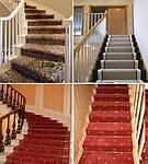Ковровое покрытие на лестнице (интересные статьи )