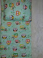 Одеяло + подушка меховые, 130х100 см