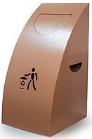 Урна для мусора Коричневая, фото 1