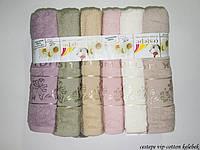 Махровое полотенце Cestepe Cotton Kelebek
