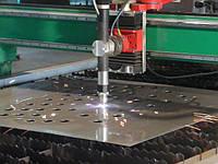 Плазменная  лазерная резка металла на заказ