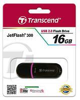 Накопитель USB Transcend JetFlash 300 16GB, TS16GJF300