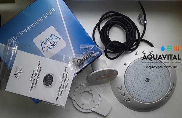 Светодиодный прожектор для бассейна Aquaviva LED003–252LED