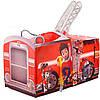 Детская игровая палатка M 3528 Щенячий патруль (PAW patrol) Пожарная машина