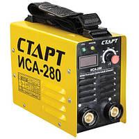 Инверторный сварочный аппарат Старт ИСА-280 (кейс)