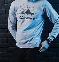 Мужской свитшот / кофта Pobedov Adventure (S, M, L, XL размеры)