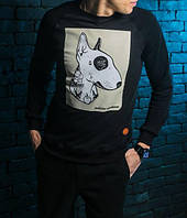 "Мужской свитшот / кофта Pobedov ""Сasual Animals"" (S, M, L, XL размеры)"