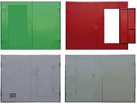 Ворота металлические, распашные гаражные., фото 1