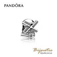 Pandora шарм МЕЛЬНИЦА №791297 серебро 925 Пандора оригинал