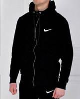 Молодежная мужская спортивная кофта, толстовка, мастерка NIKE! Зима!