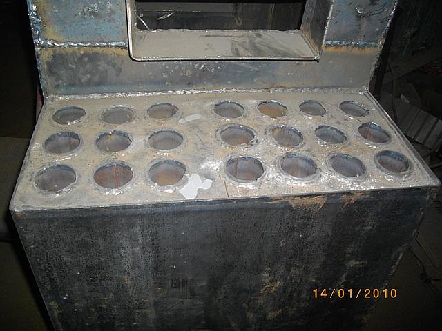 Зварювальні роботи по теплообмінниках газових котлів