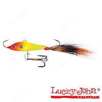 Lucky John Балансир Lucky John Soft Tail 3, 81311-21, 3 см, 7 г