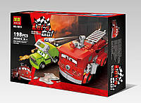Конструктор BELA 10013 CARS - Команда спасения (199 дет.)
