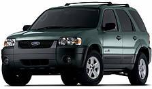 Защита двигателя на Ford Escape (2006-2012)