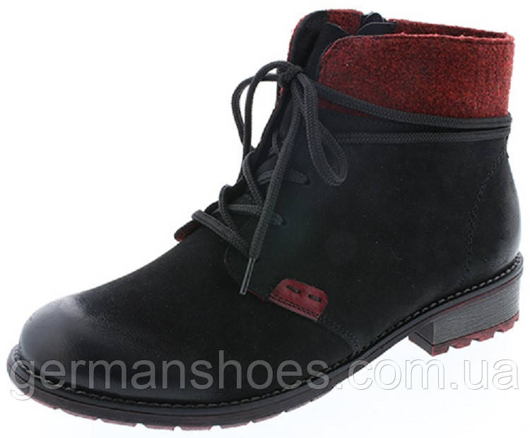 Ботинки женские Remonte R3332-02