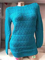 Платья женское длинный рукав 46-52 16047