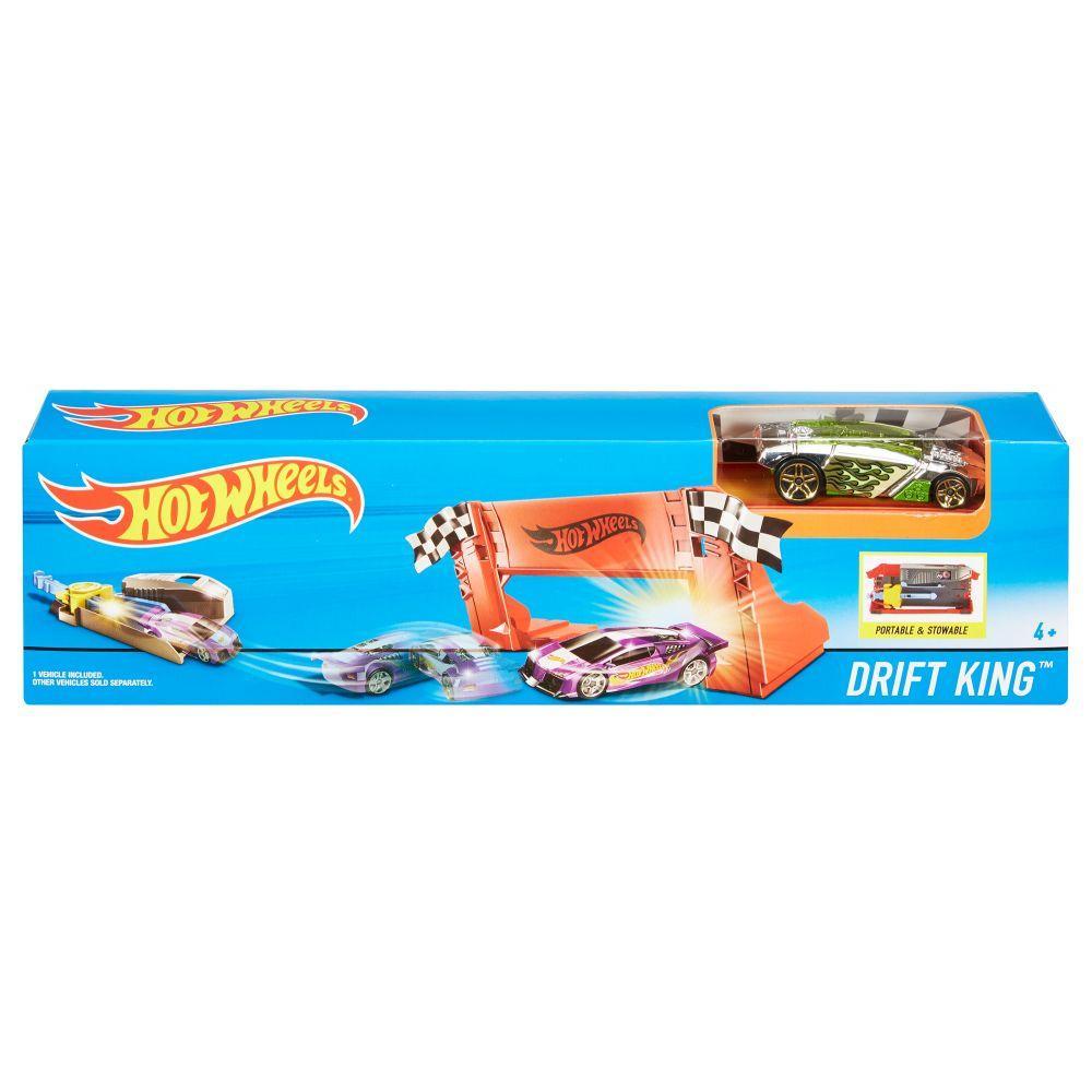 """Трек Hot Wheels """"Король дрифта"""" DRIFT KING (DWY51-DNN77)"""
