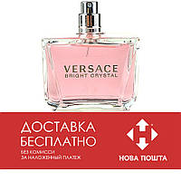 Tester Versace Bright Crystal Women 90ml