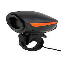 Велосипедный сигнал (клаксон) с выносной кнопкой