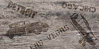 Декор Vesta Detroit У37910 307х607 (Коричневый)