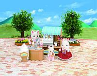 Ларек с мороженым, Sylvanian Families
