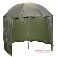 Carp Zoom Рыболовный зонт-палатка Carp Zoom Umbrella Shelter CZ7634