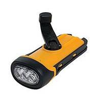 Динамо-фонарь 3 LED Кемпинг SB-1064