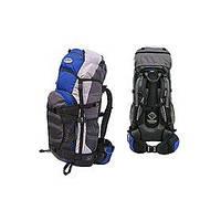 Рюкзак спортивный Terra Incognita Tour 45 сине-серый