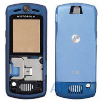 Корпус Motorola L7 Blue