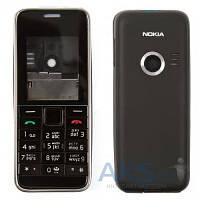Корпус Nokia 3500 с клавиатурой Black